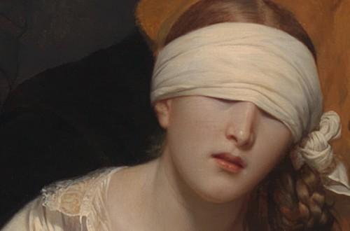 Delaroche Lady Jane Grey