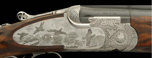 Ray Ward rifle detail