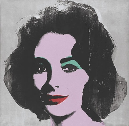 2 Andy Warhol-silver-liz