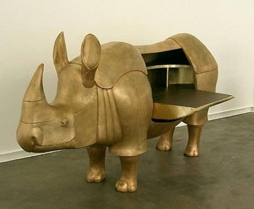 4 François-Xavier Lalanne rhino