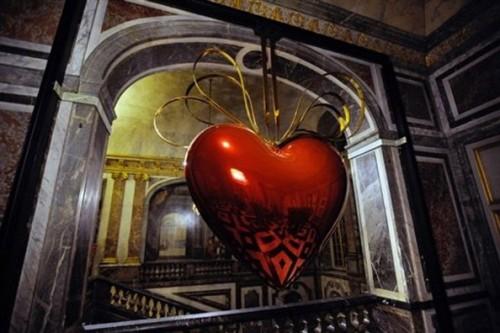 1 Jeff Koons Versailles