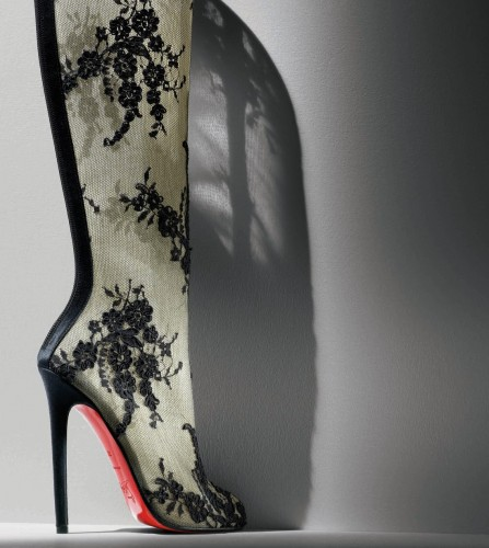 3 DesignMuseum-Christian_Louboutin_Paola_Botty_Lace_Mesh_Knee-high_Boot