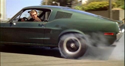 2 Steve McQueen Bullitt Ford Mustang