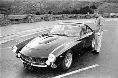 3 Steve mcqueen Ferrari Lusso