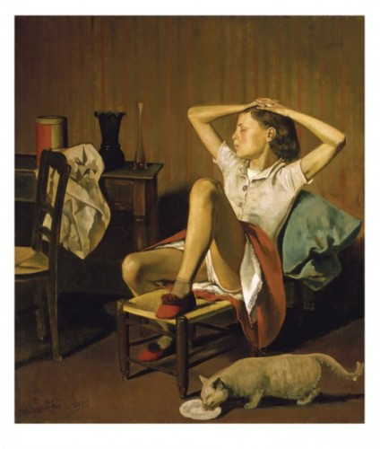 Balthus Therese Revant